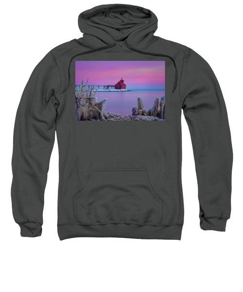 Pastel Lighthouse Sweatshirt