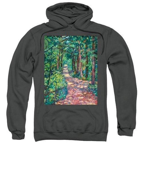 Path On Sharp Top Sweatshirt