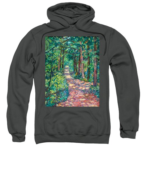 Path On Sharp Top Sweatshirt