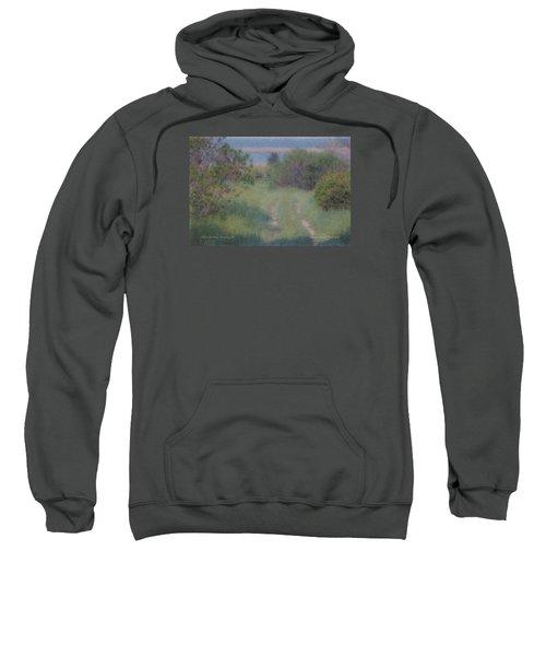 Path To The Sea - Duxbury Ma Sweatshirt