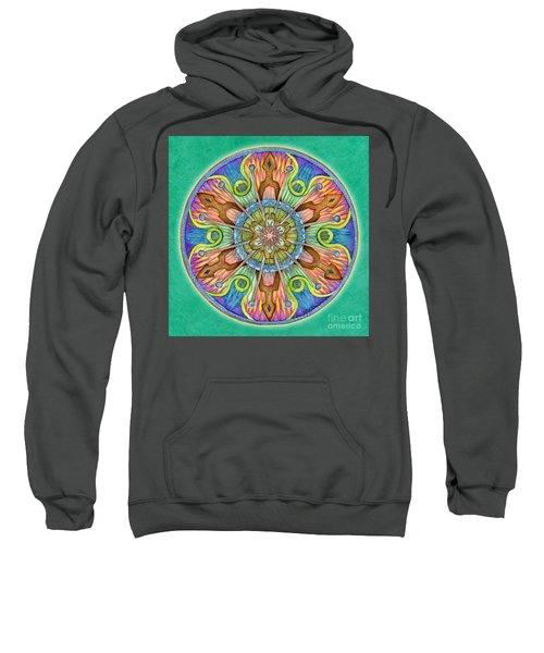 Patience Mandala Sweatshirt