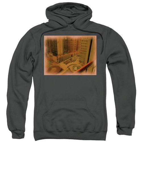 Patterns In Architecture Sweatshirt