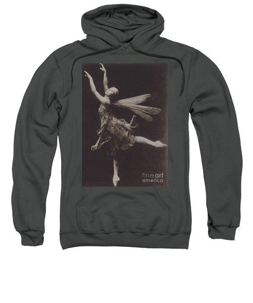 Pavlova In The Dragon Fly Sweatshirt