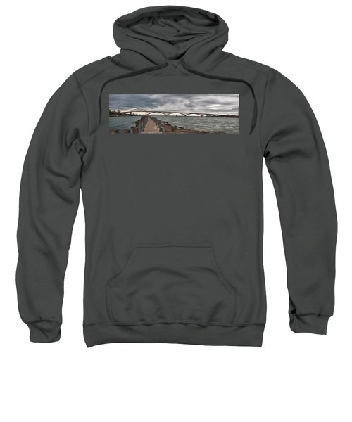 Peace Bridge Sweatshirt