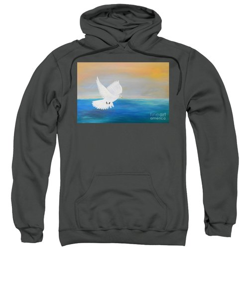 Peace Descending Sweatshirt