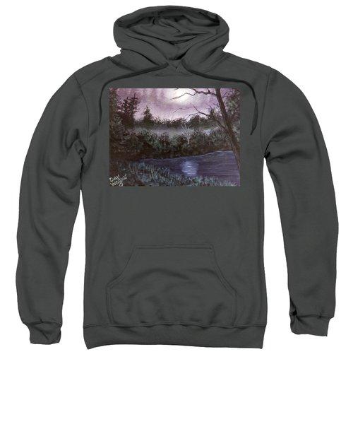 Peaceful Pond Sweatshirt