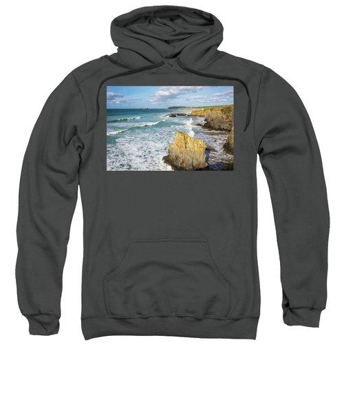 Peaceful Waves Sweatshirt