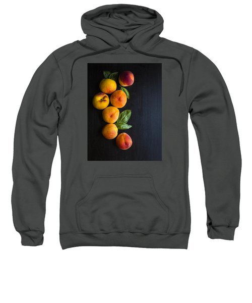Peaches And  Basil Sweatshirt