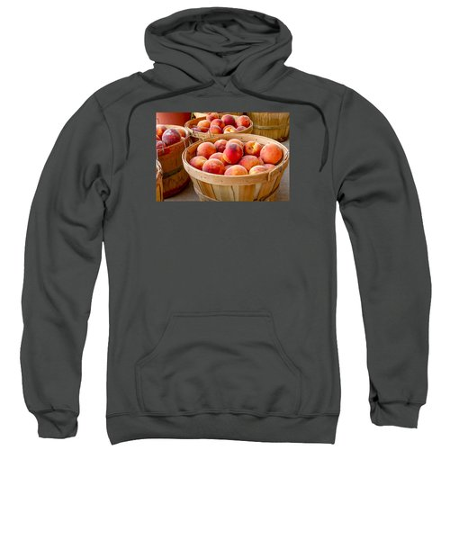 Peaches For Sale Sweatshirt