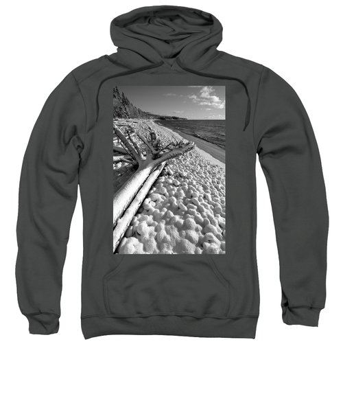 Pebble Beach Winter Sweatshirt