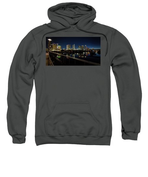 Pedestrian Bridge View Sweatshirt
