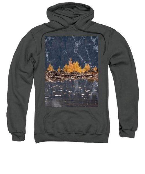 Peek A Boo Sweatshirt