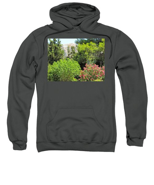 Peek Of The Parthenon Sweatshirt