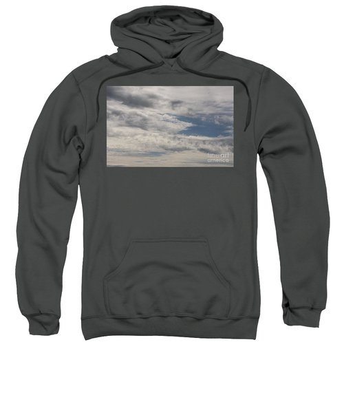 Peeking Sky Sweatshirt