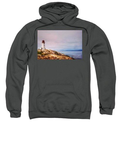 Peggys Point Lighthouse Sweatshirt
