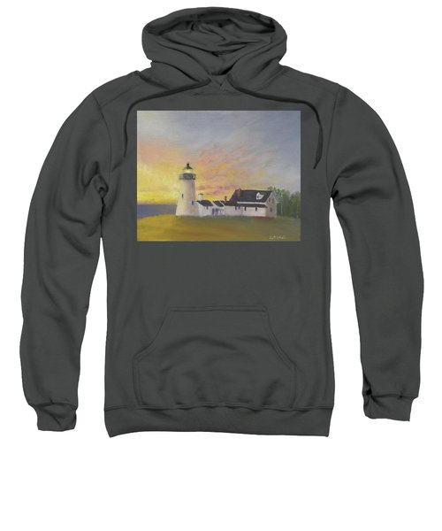 Pemaquid's First Light Sweatshirt