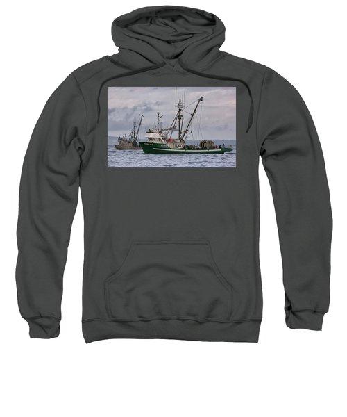 Pender Isle And Santa Cruz Sweatshirt