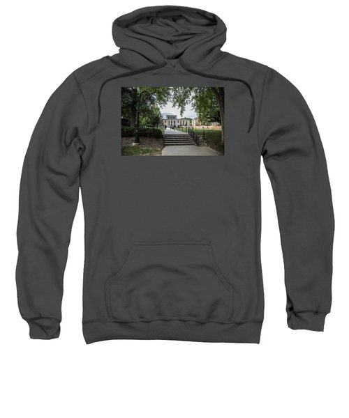 Penn State Library  Sweatshirt by John McGraw