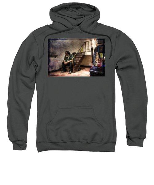 Penury - A Work In Progress Sweatshirt