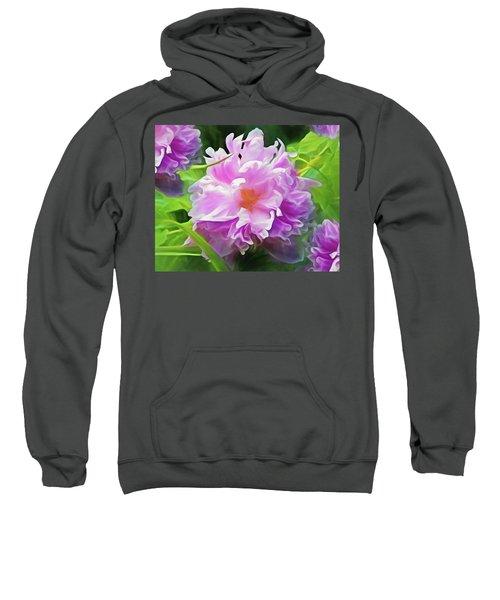 Peony Cluster 7 Sweatshirt