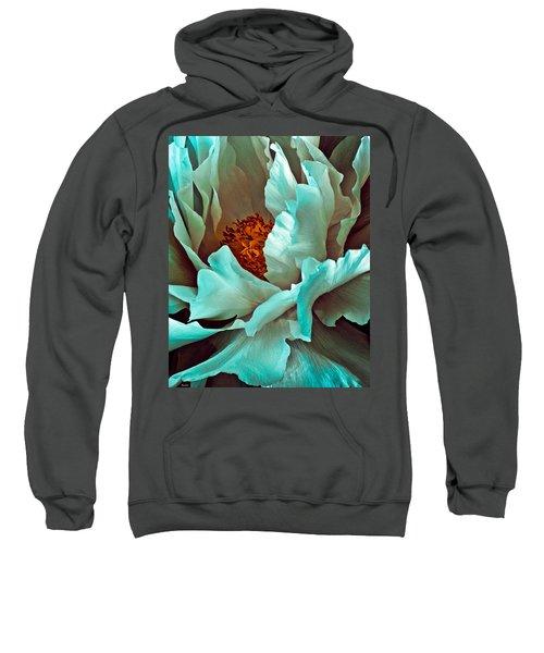 Peony Flower Sweatshirt