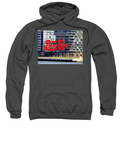Pepsi Cola Landmark Sweatshirt