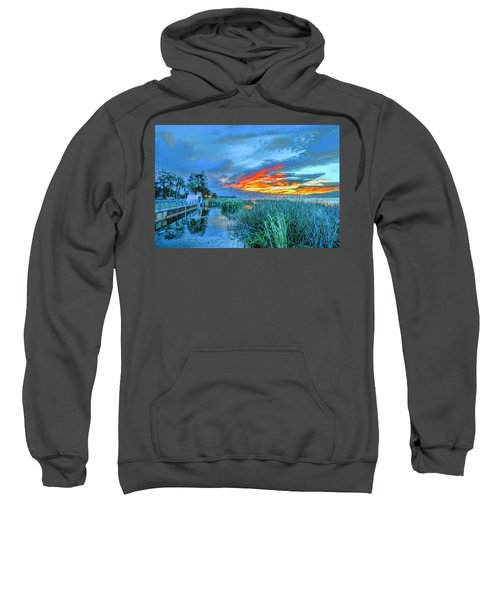 Perfect End Of Day. Sweatshirt