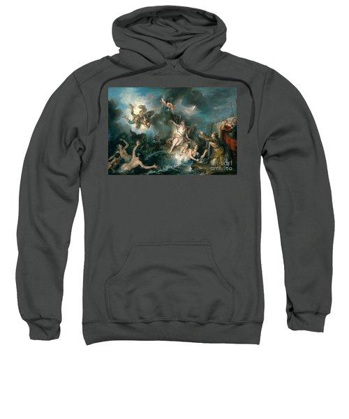 Perseus Rescuing Andromeda Sweatshirt