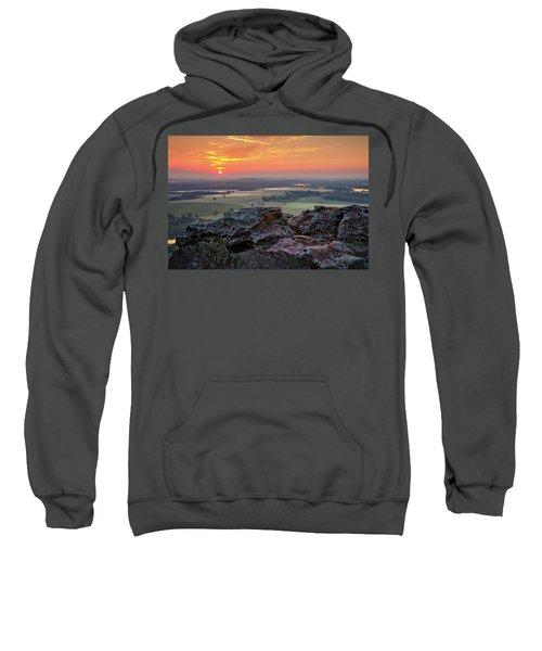 Petit Jean Sunrise Sweatshirt