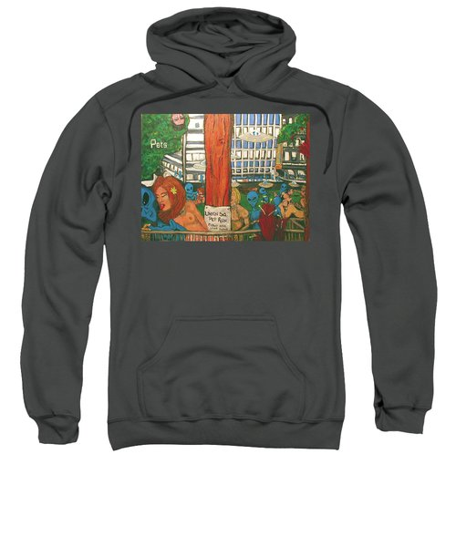 Pets Sweatshirt