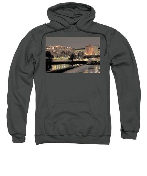 Philadelphia Art Museum In Pastel Sweatshirt