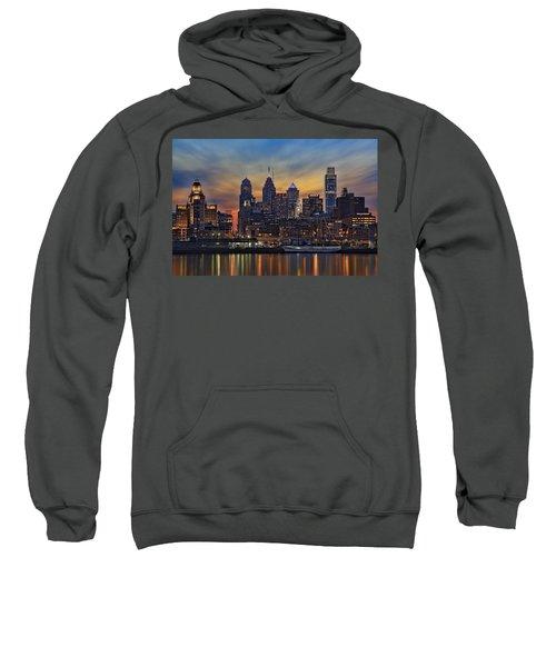 Philadelphia Skyline Sweatshirt