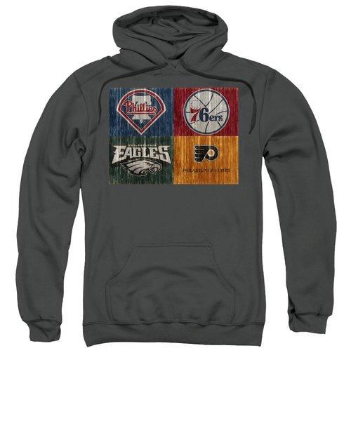 Philadelphia Sports Teams Sweatshirt