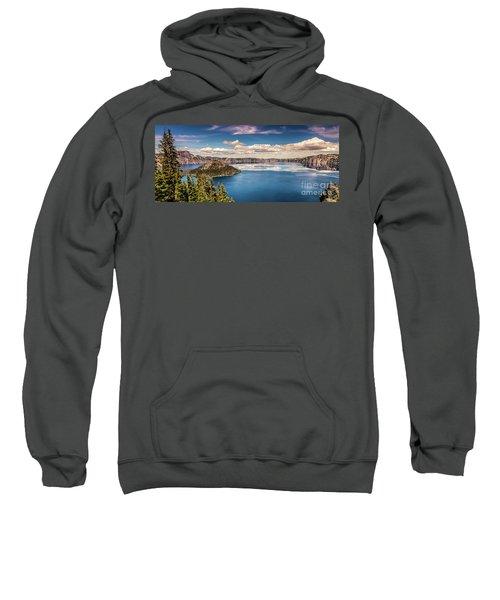Crater Lake Sweatshirt