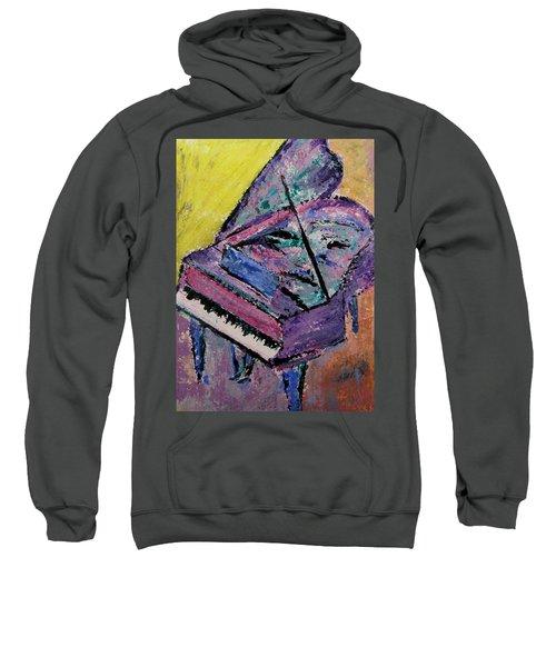 Piano Pink Sweatshirt
