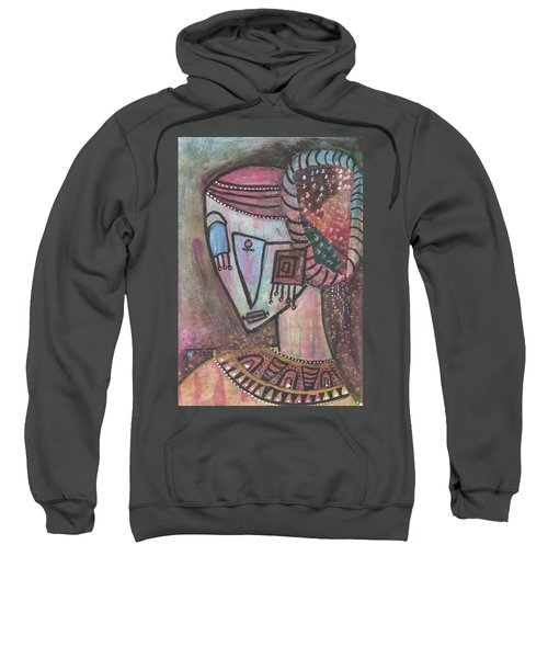 Picasso Inspired Sweatshirt