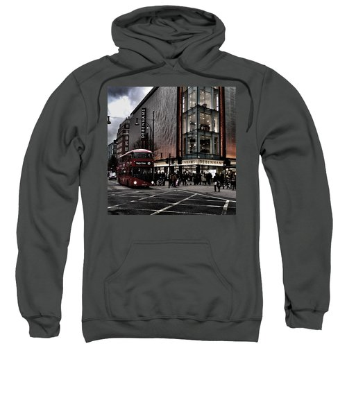 Piccadilly Circus Sweatshirt