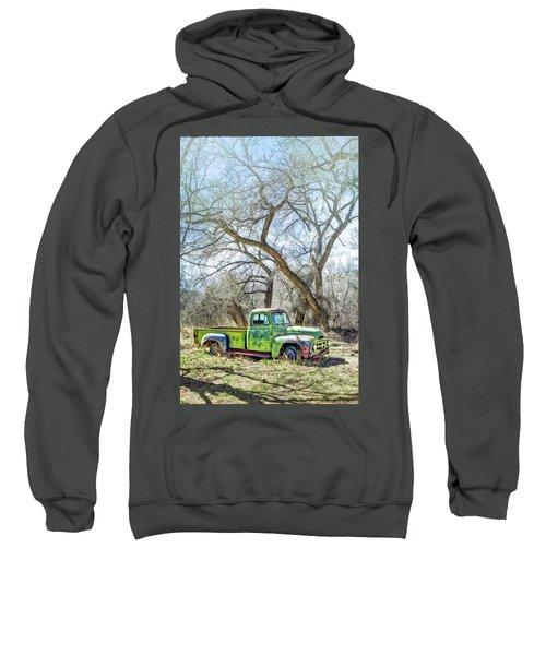 Pickup Under A Tree Sweatshirt