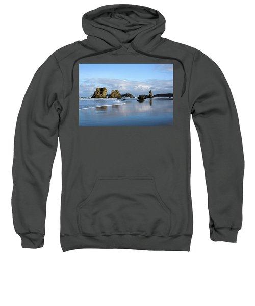 Picturesque Rocks Sweatshirt