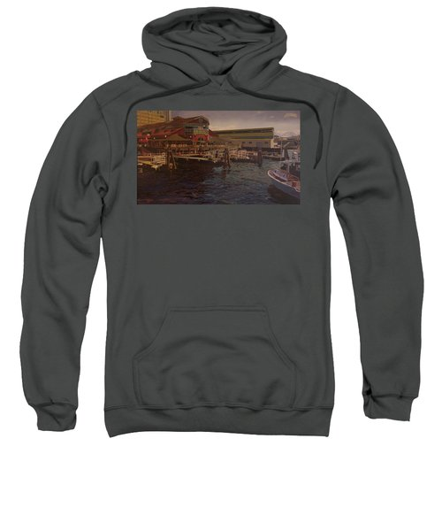 Pier 55 - Red Robin Sweatshirt