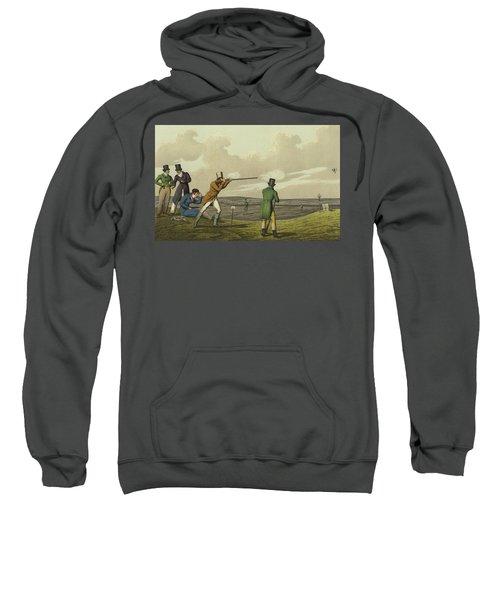 Pigeon Shooting Sweatshirt