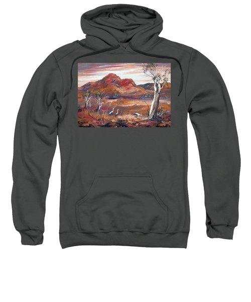 Pilbara, Outback, Western Australia, Sweatshirt