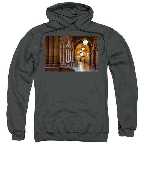 Pillar Hallway Sweatshirt