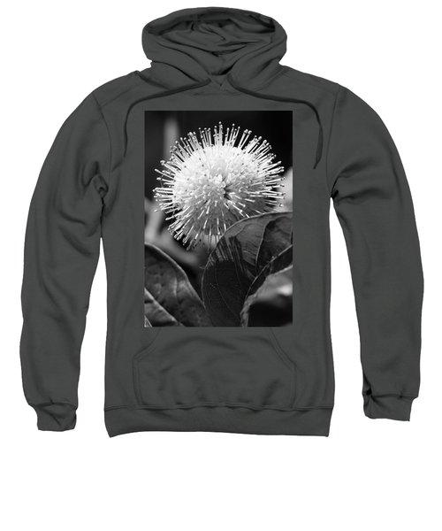 Pin Flower Sweatshirt