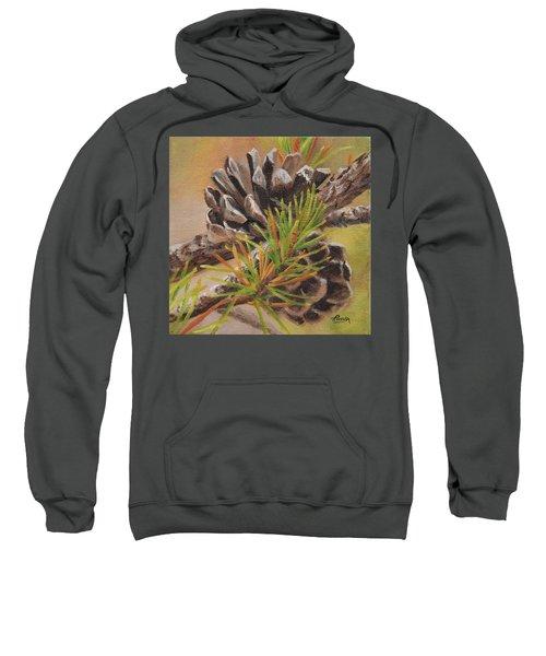 Pine Cones Sweatshirt