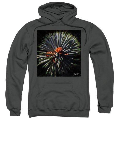 Pine Rose Sweatshirt