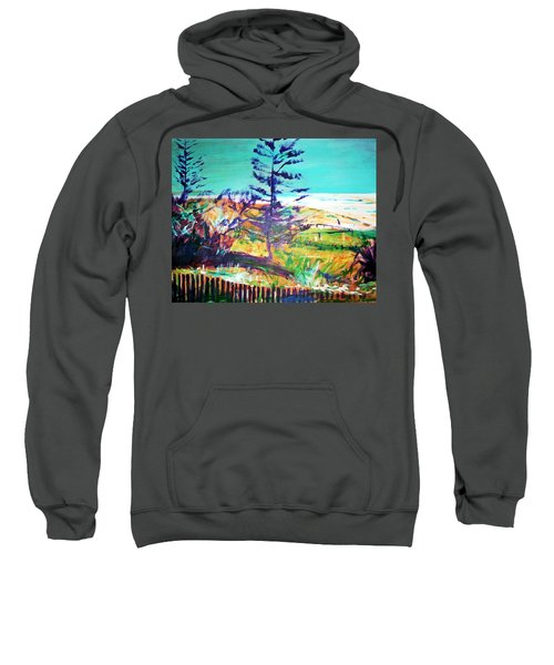 Pine Tree Pandanus Sweatshirt