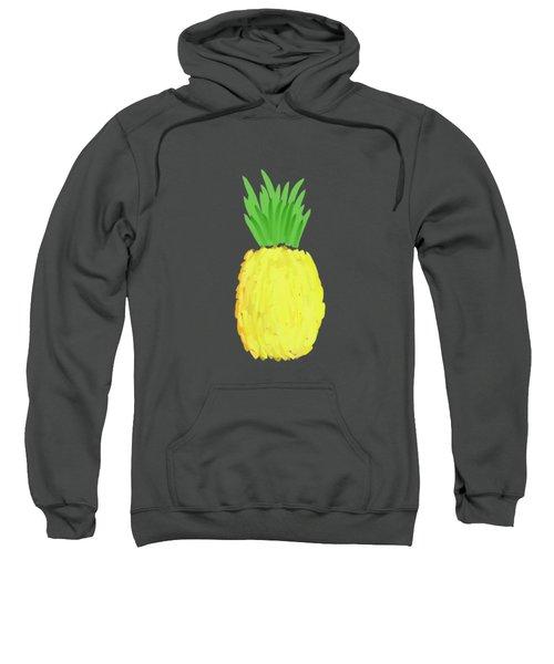 Pineapple Sweatshirt by Priscilla Wolfe
