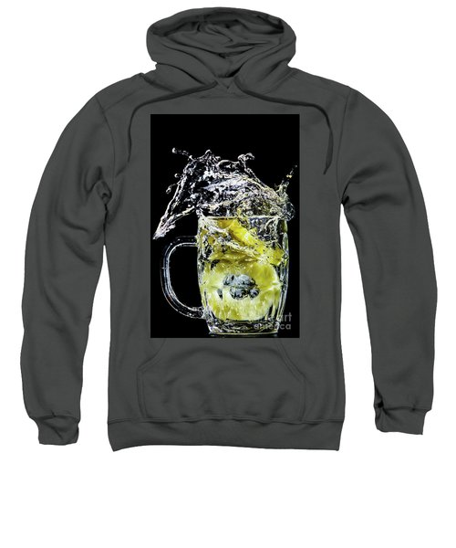 Pineapple Splash Sweatshirt