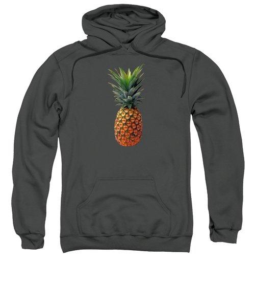 Pineapple Sweatshirt by T Shirts R Us -